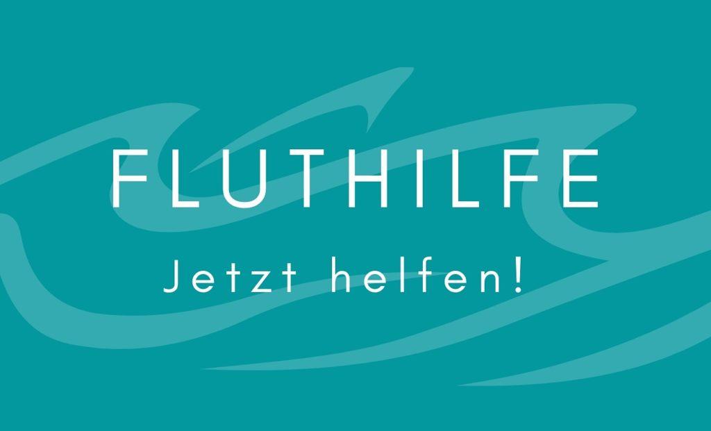 Hochwasser wie kann ich helfen? Z. B. mit Flut-hilfe.de